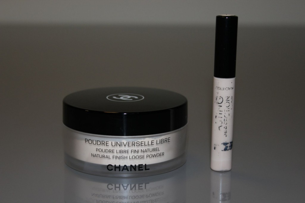 Chanel Natural Finish Loose Powder & Collection Lasting Perfection