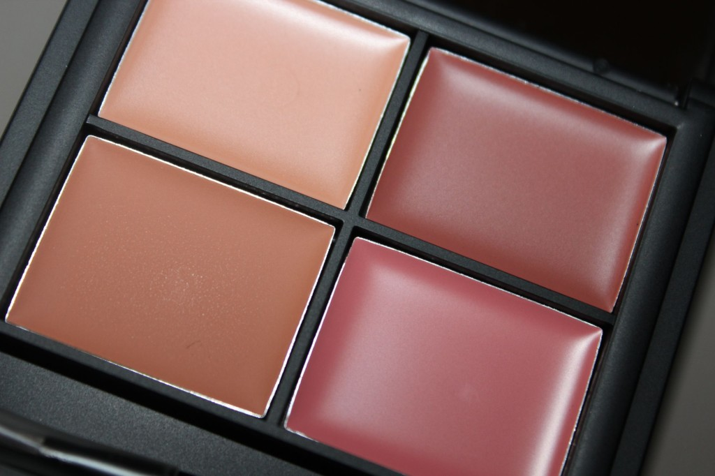 Sleek Lip 4 Lipstick Palette 2