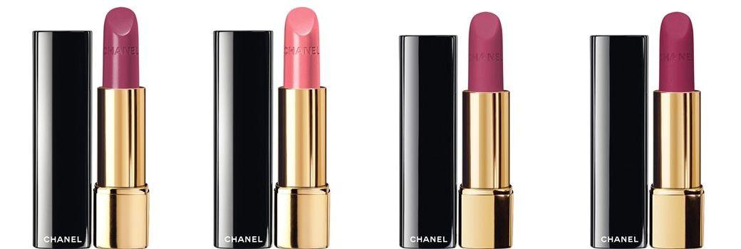 Chanel Rouge Allure & Rouge Allure Velvet