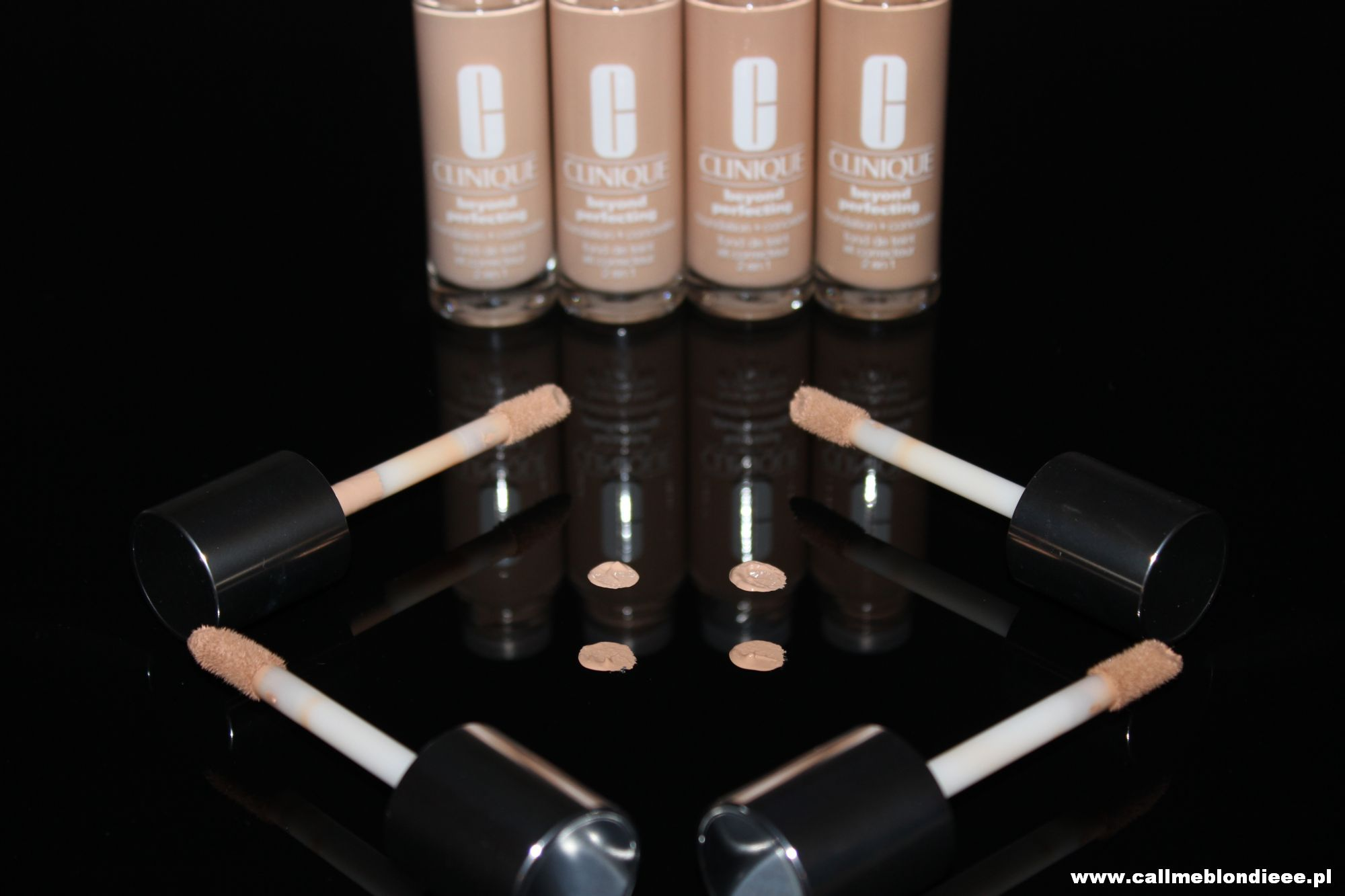 Perfecting Foundation Concealer 7