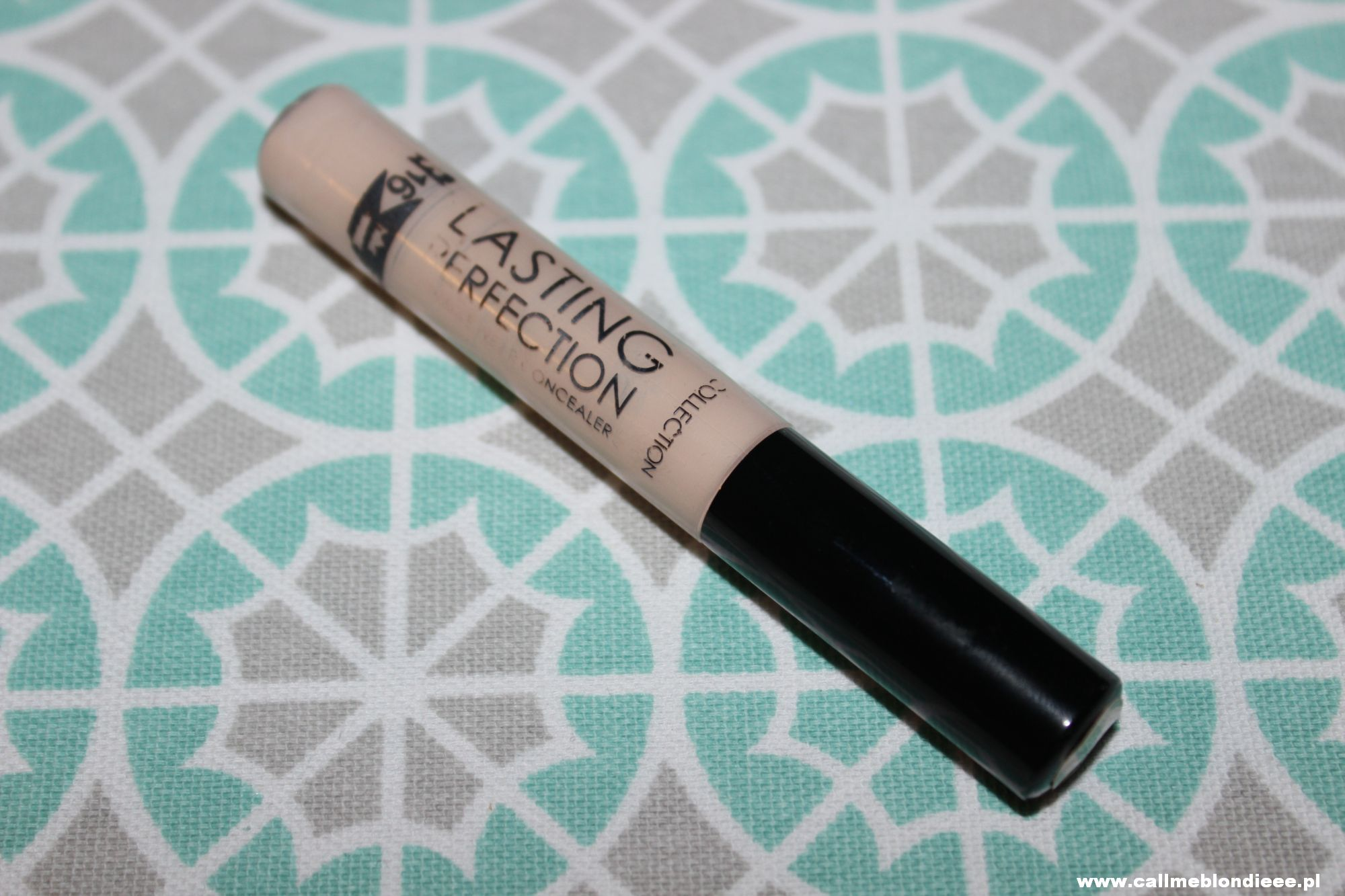 FOTD - Collection Lasting Perfection Concealer
