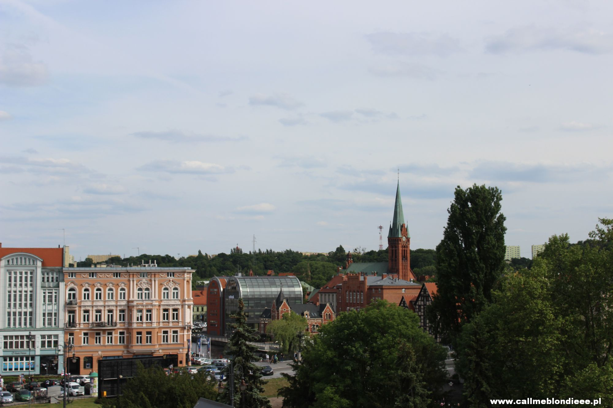 View of the day - Bydgoszcz