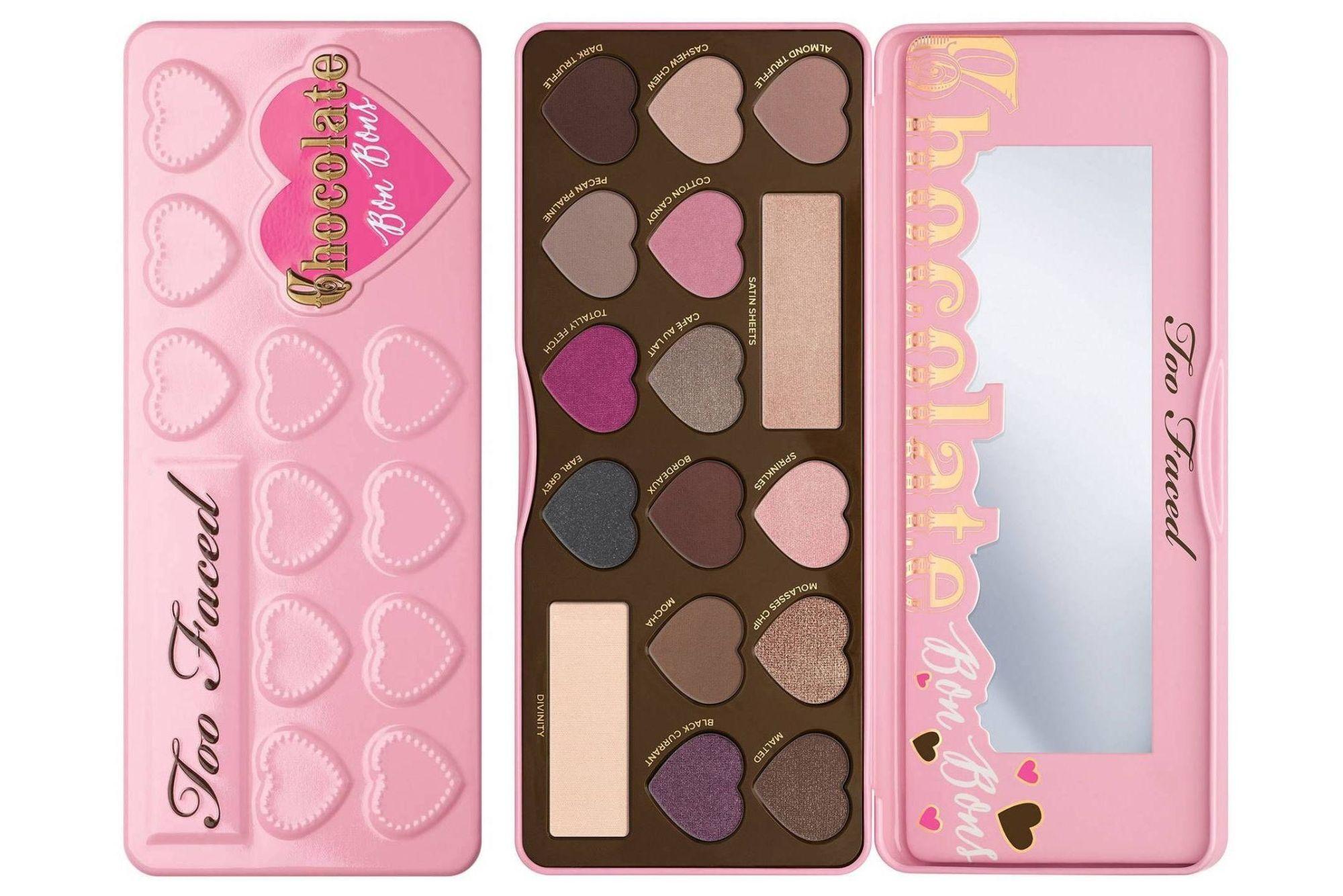 Too Faced Paleta Chocolate Bon Bons