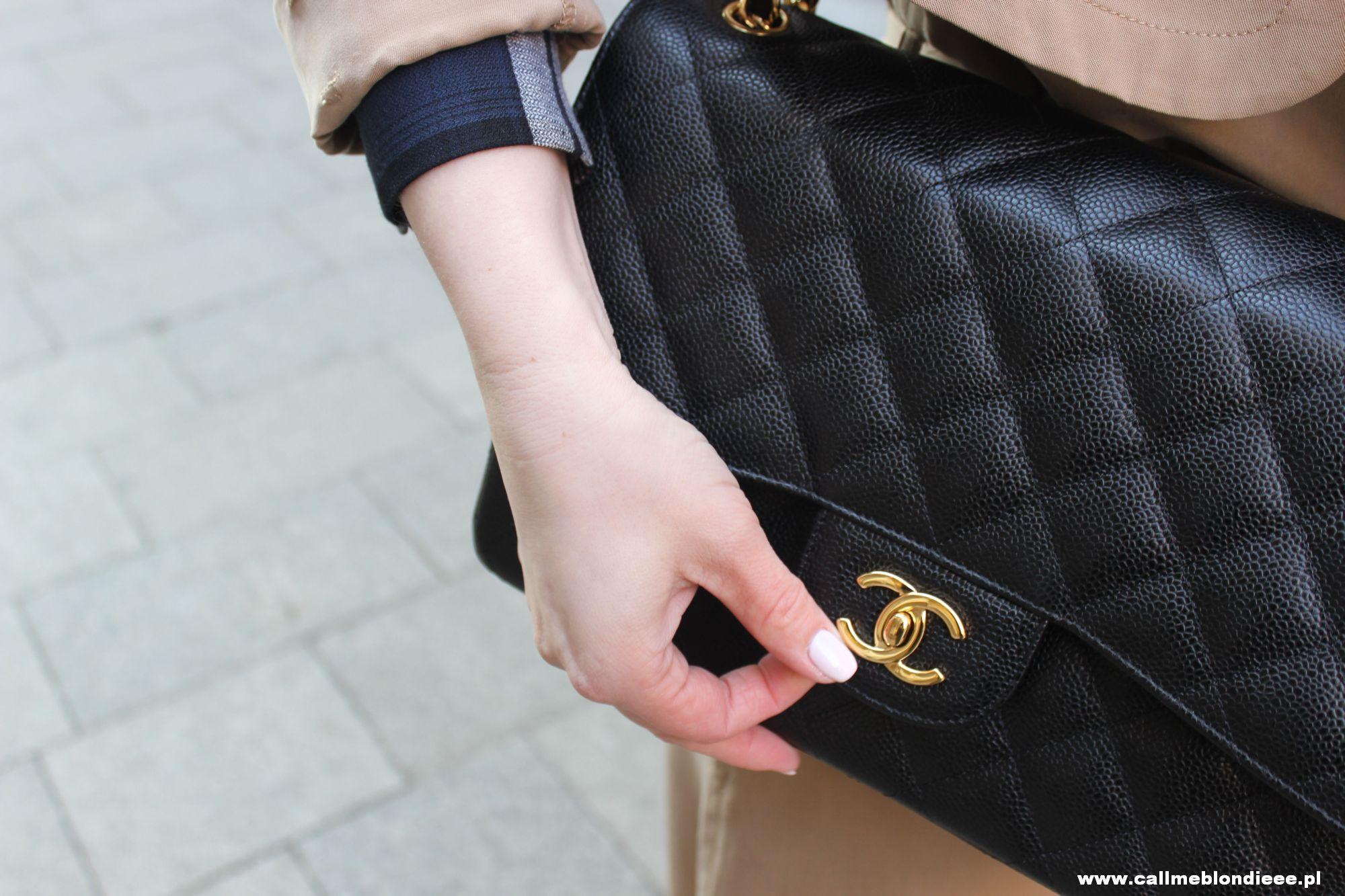 OOTD - Classic Look & Classic Bag 1