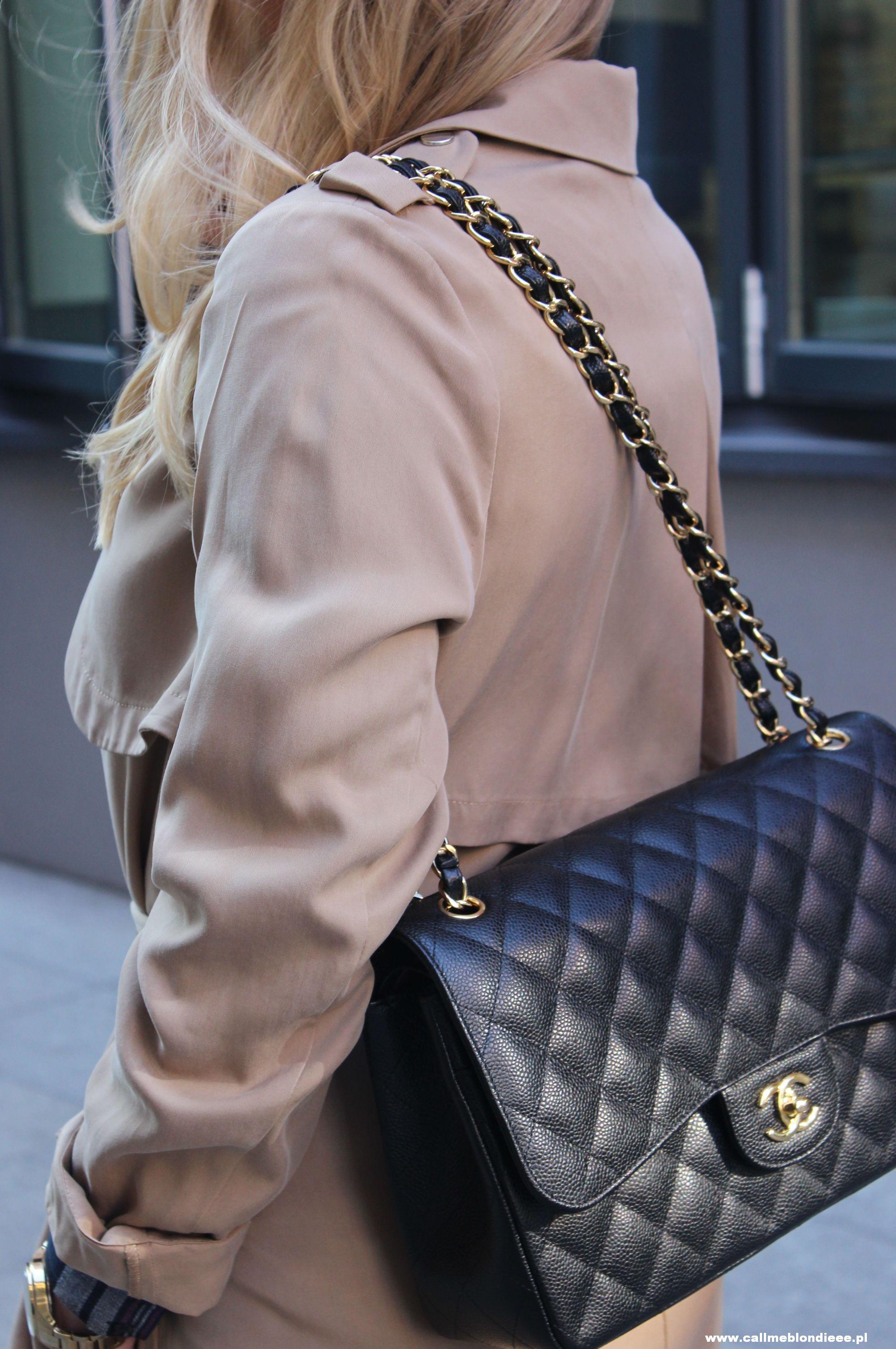 OOTD - Classic Look & Classic Bag 3