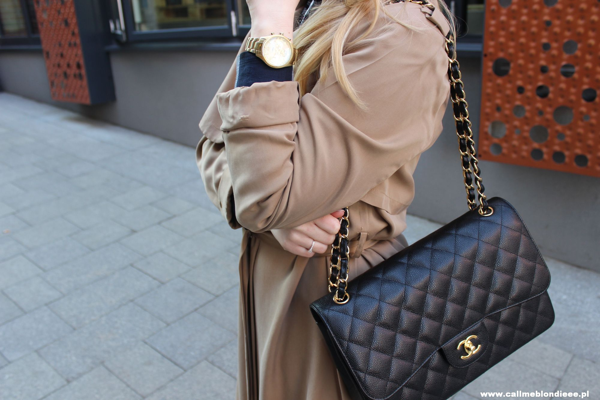 OOTD - Classic Look & Classic Bag 5