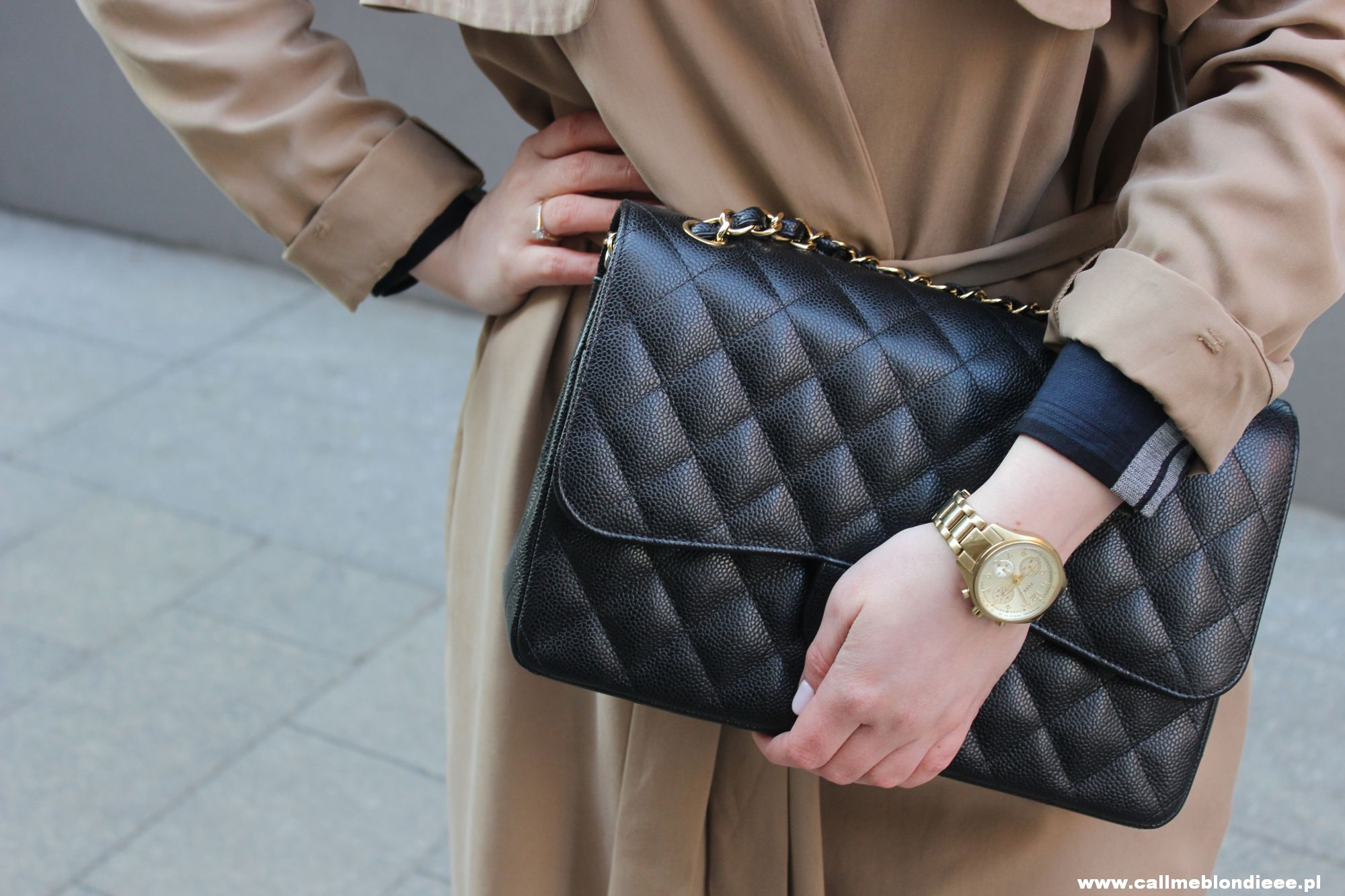 OOTD - Classic Look & Classic Bag 7