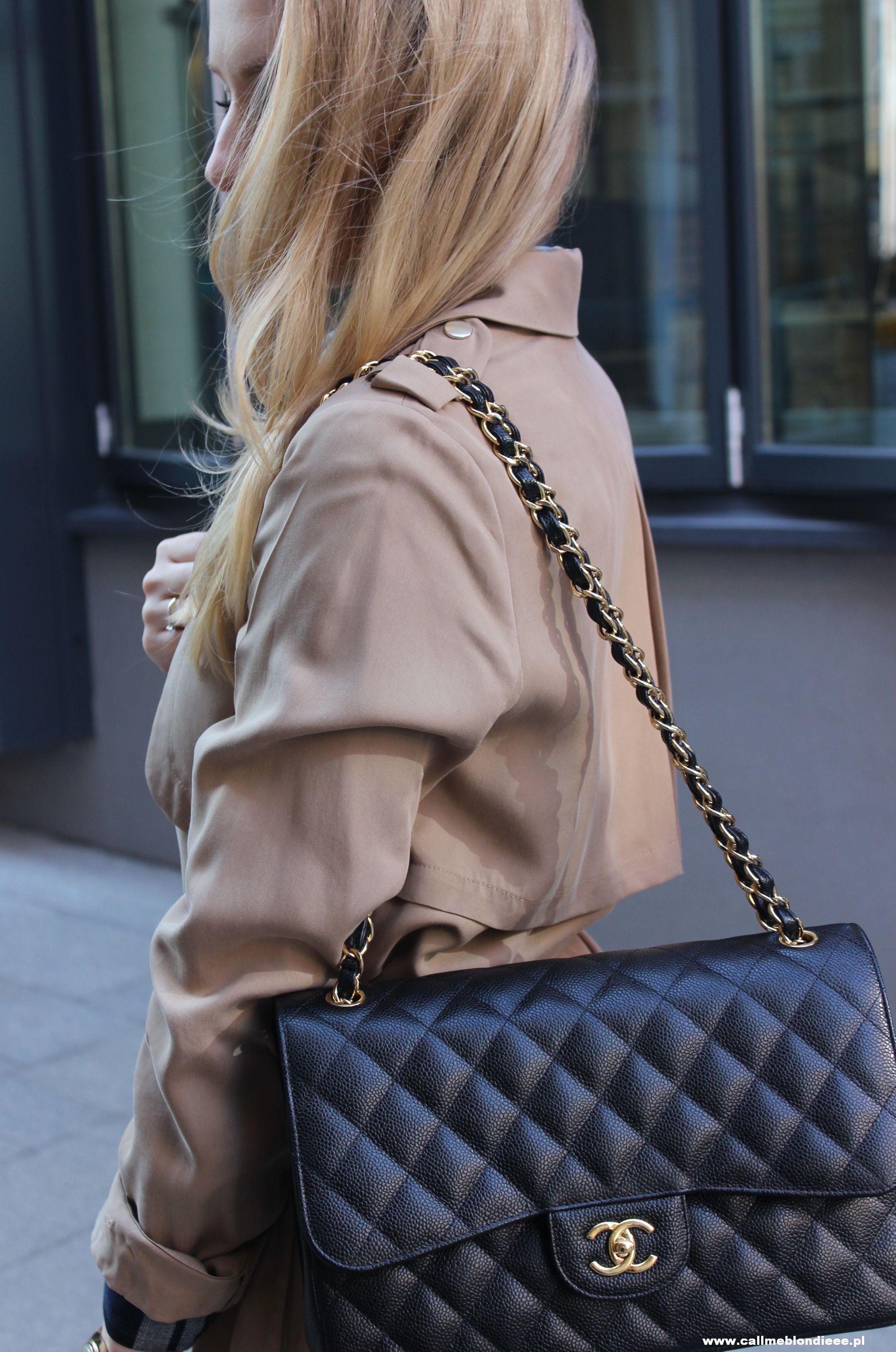 OOTD - Classic Look & Classic Bag 8