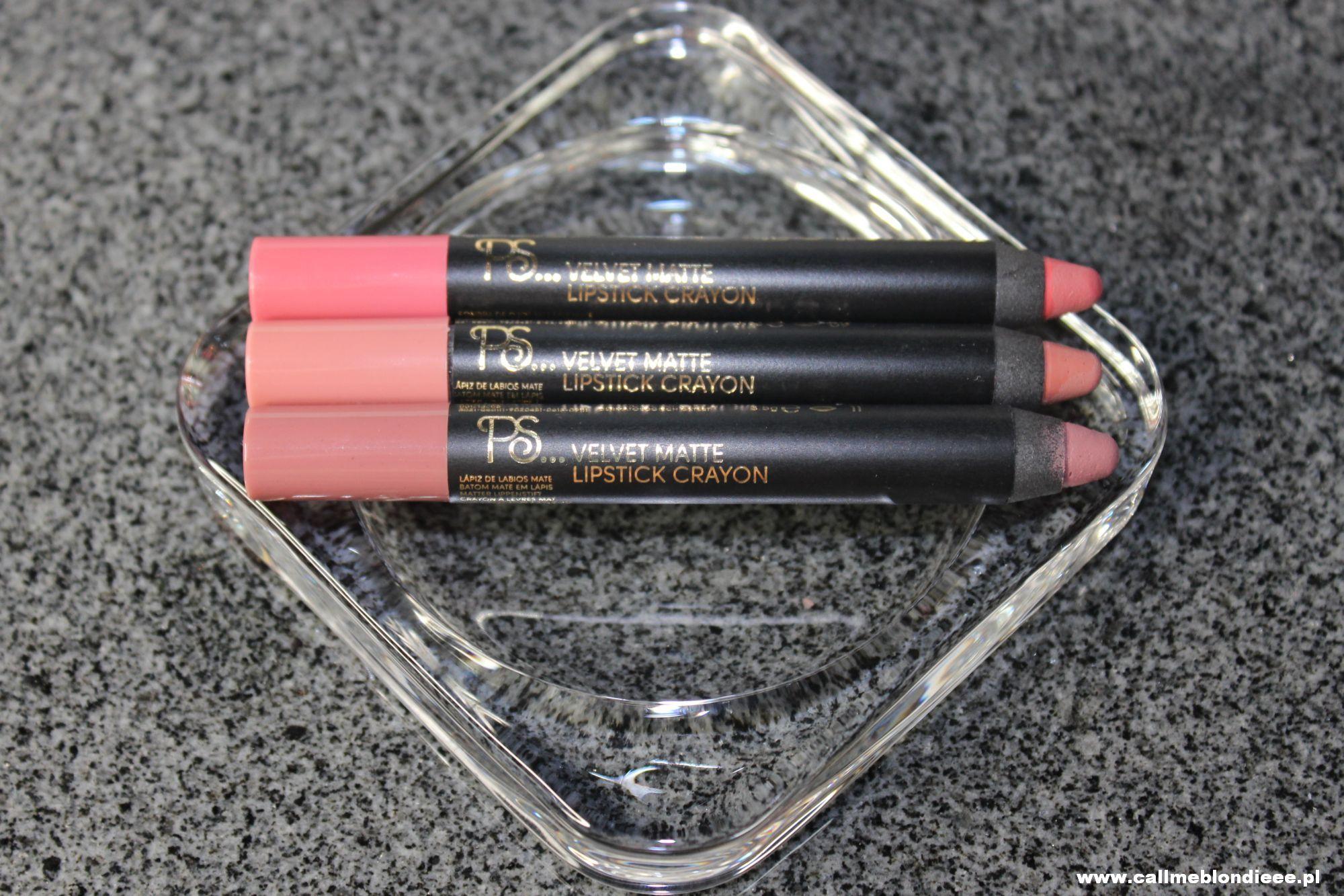 PRIMARK Velvet Matte Lipstick Crayon