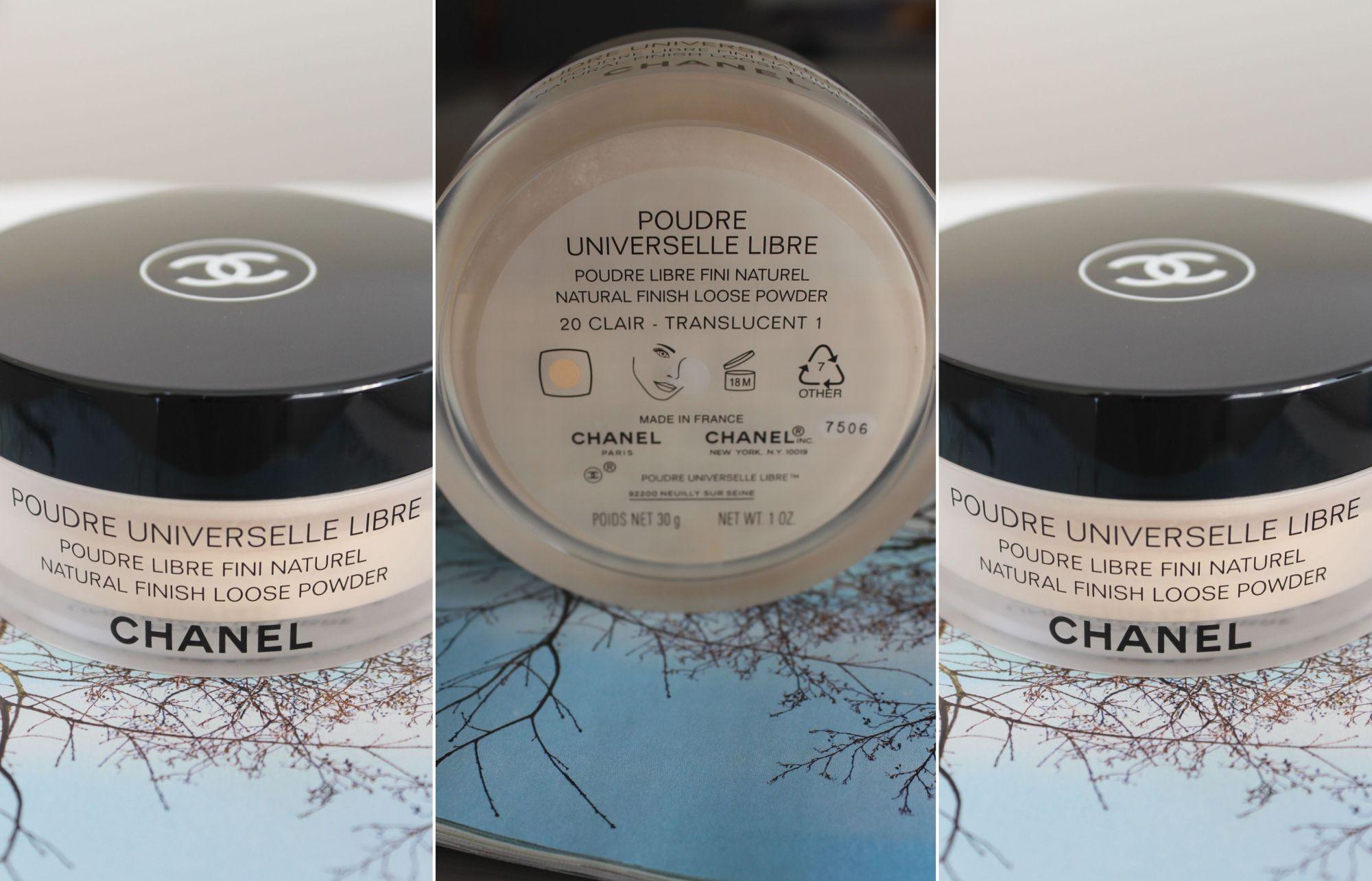 Chanel Natural Finish Loose Powder 3