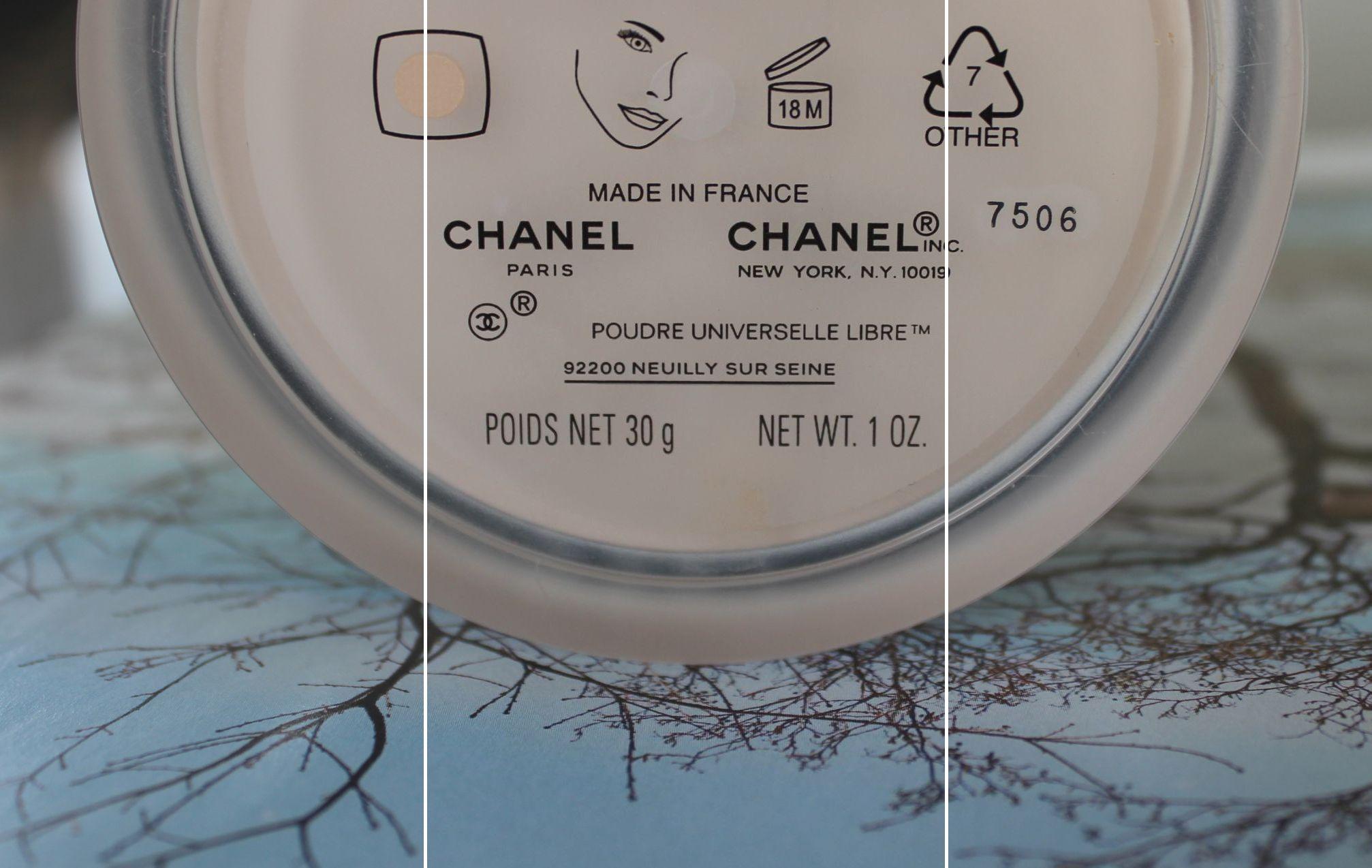 Chanel Natural Finish Loose Powder 5