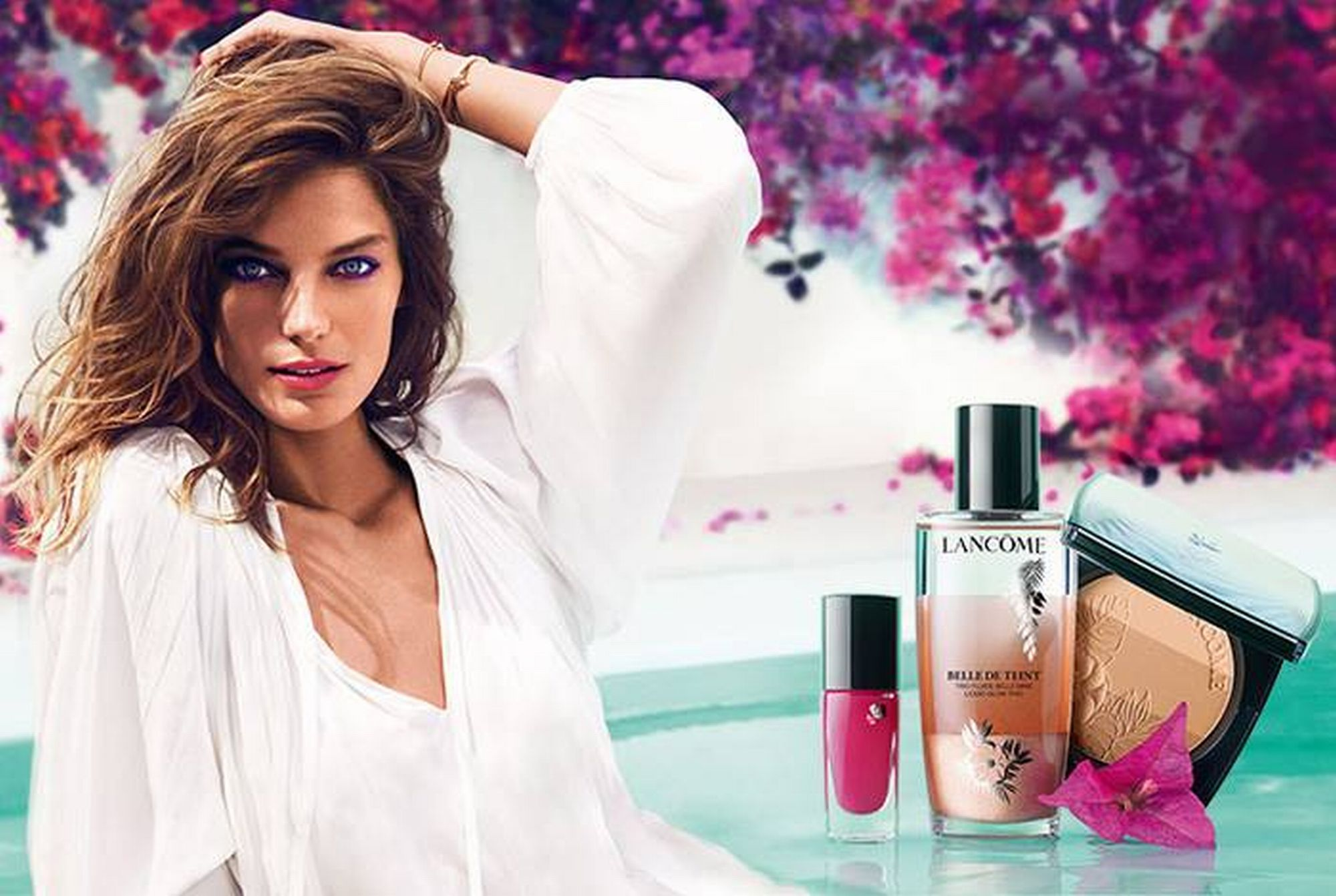 LANCOME Summer Bliss Makeup Collection for Summer 2016 1