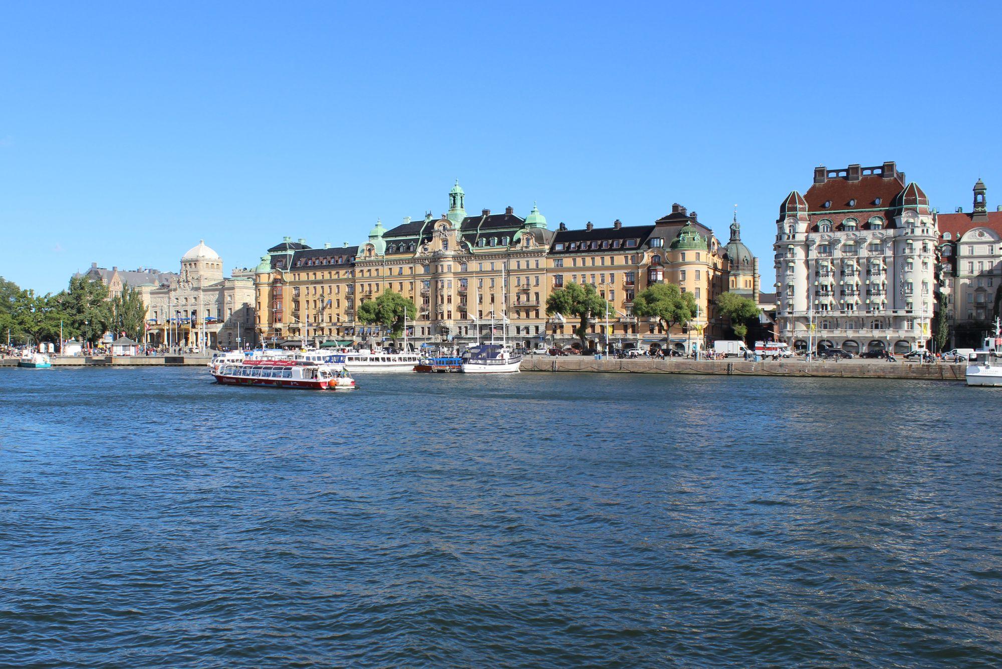 Stockholm City 1