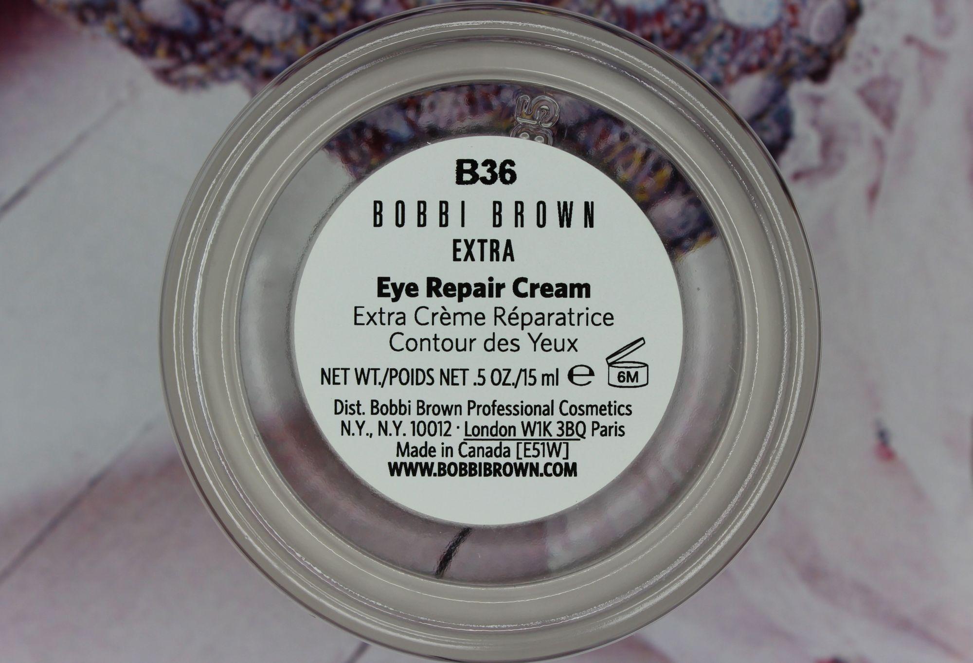 TOP 16 - Bobbi Brown Extra Eye Repair Cream 4