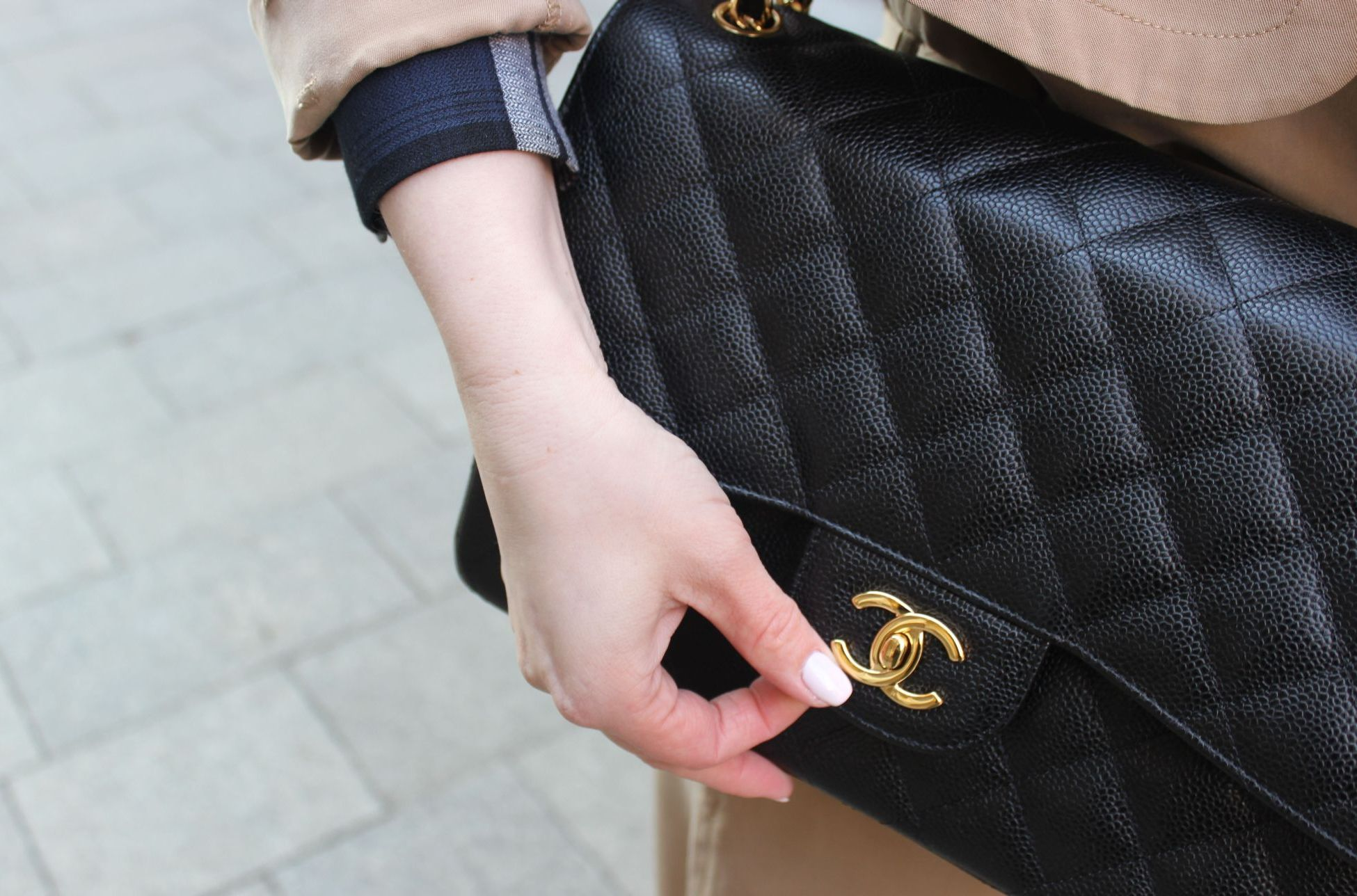 TOP 16 - Chanel Classic Flap Bag 1
