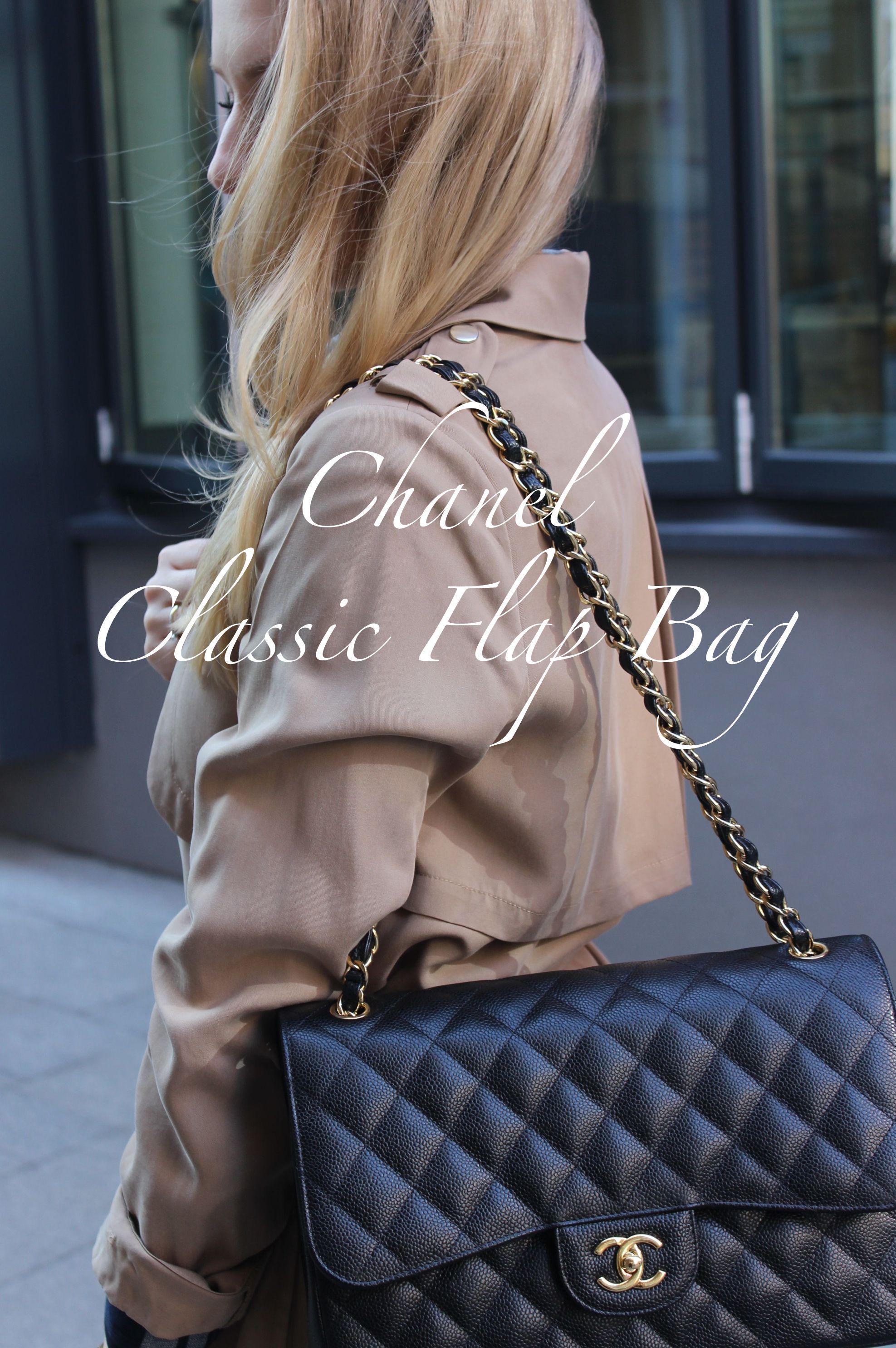 TOP 16 - Chanel Classic Flap Bag 2