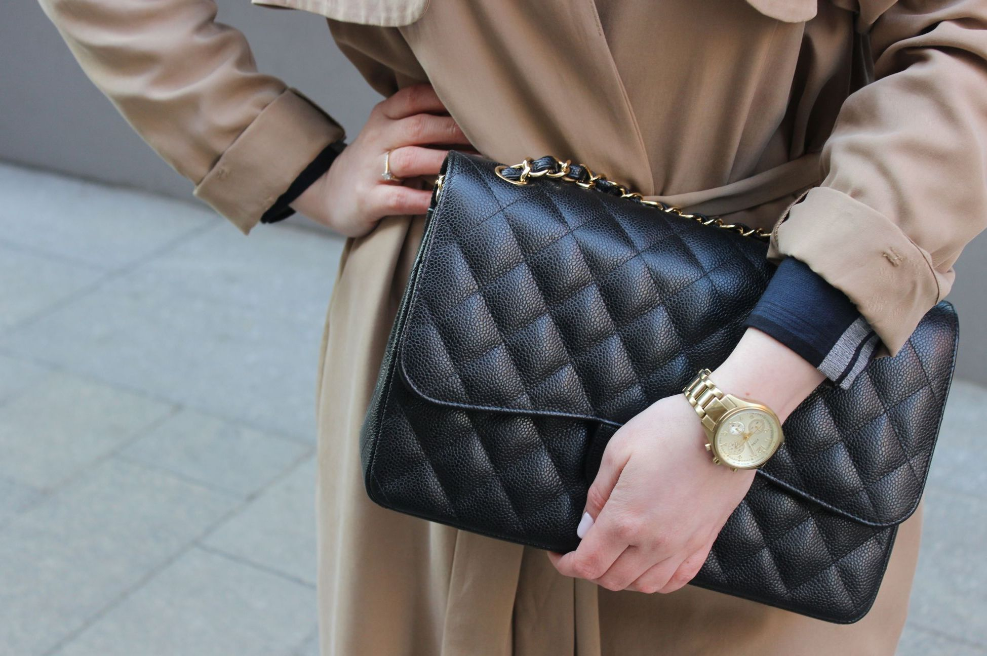 TOP 16 - Chanel Classic Flap Bag 3