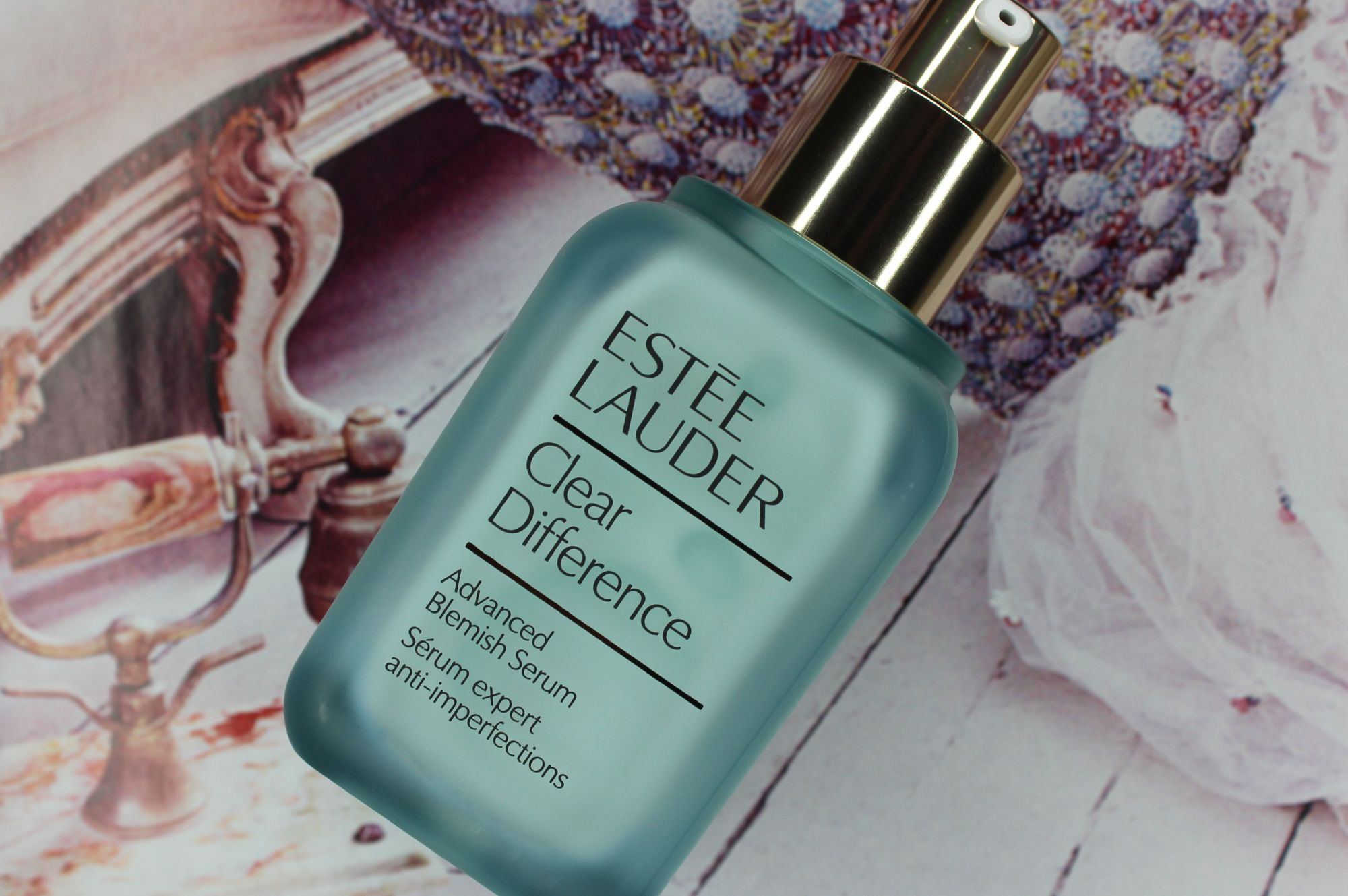 TOP 16 - Estee Lauder Clear Difference Advanced Blemish Serum 1