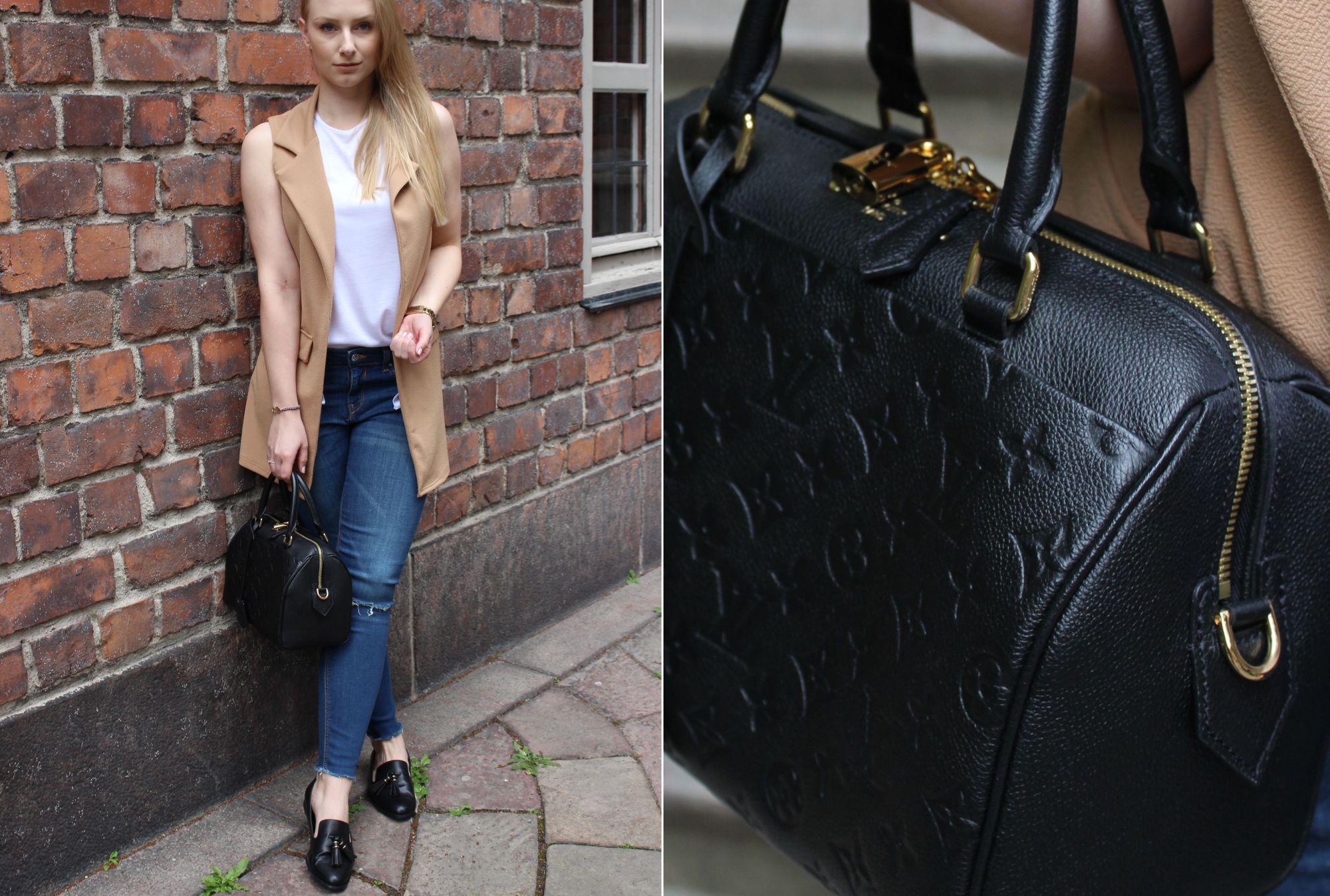 TOP 16 - Louis Vuitton Speddy 25 Bag 1