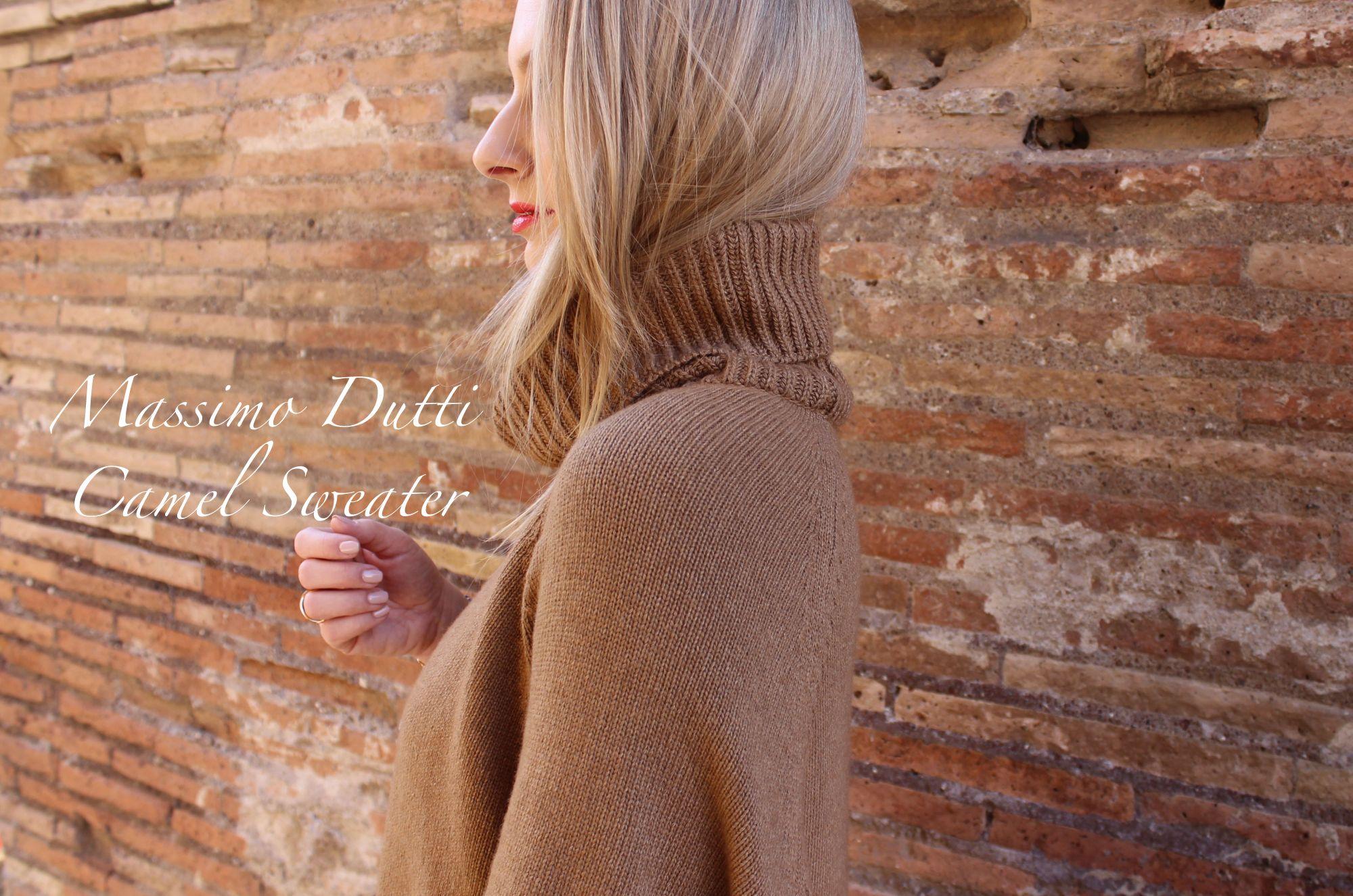TOP 16 - Massimo Dutti Sweater 2