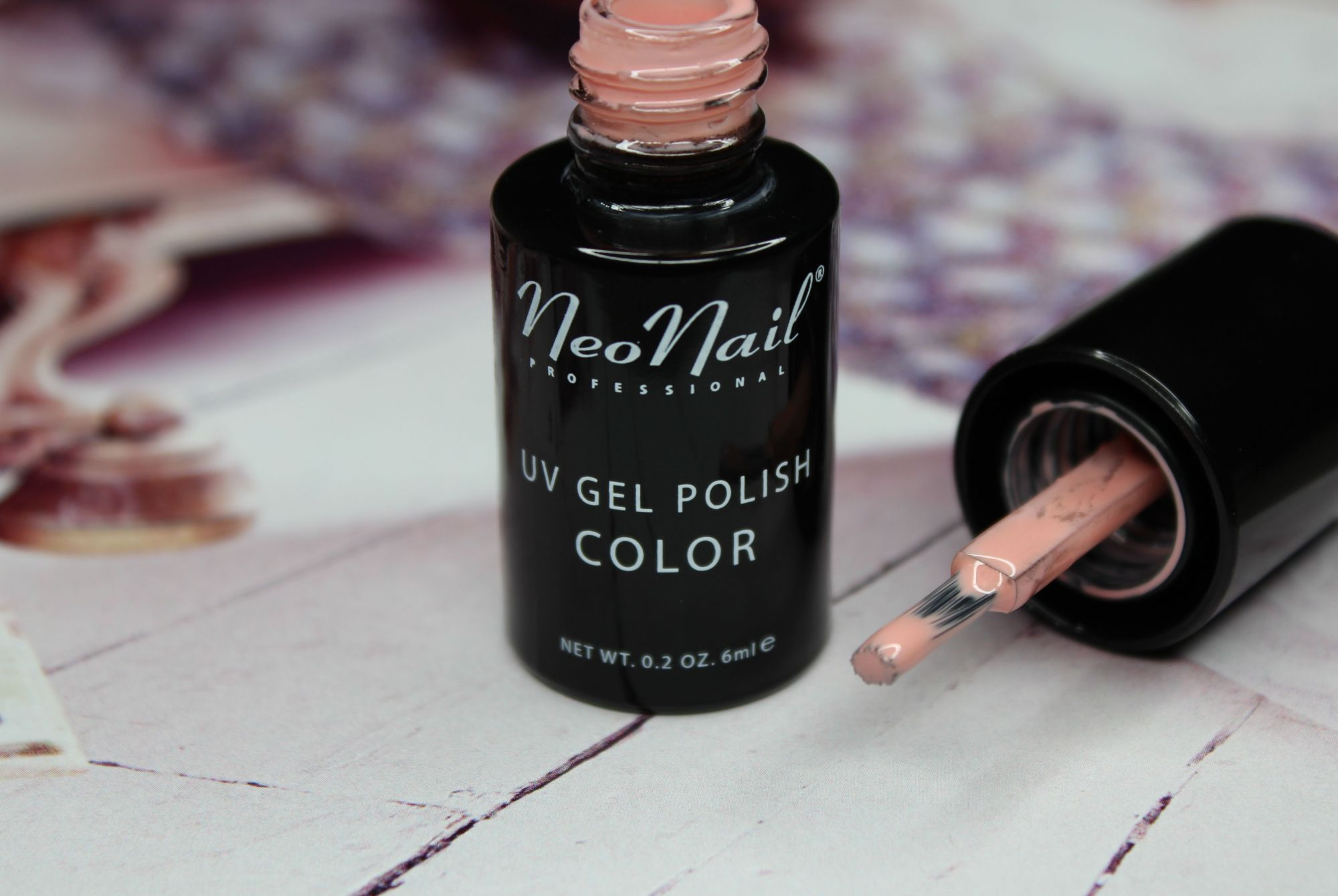 TOP 16 - NeoNail UV Gel Polish Color in Cashmere Rose 3