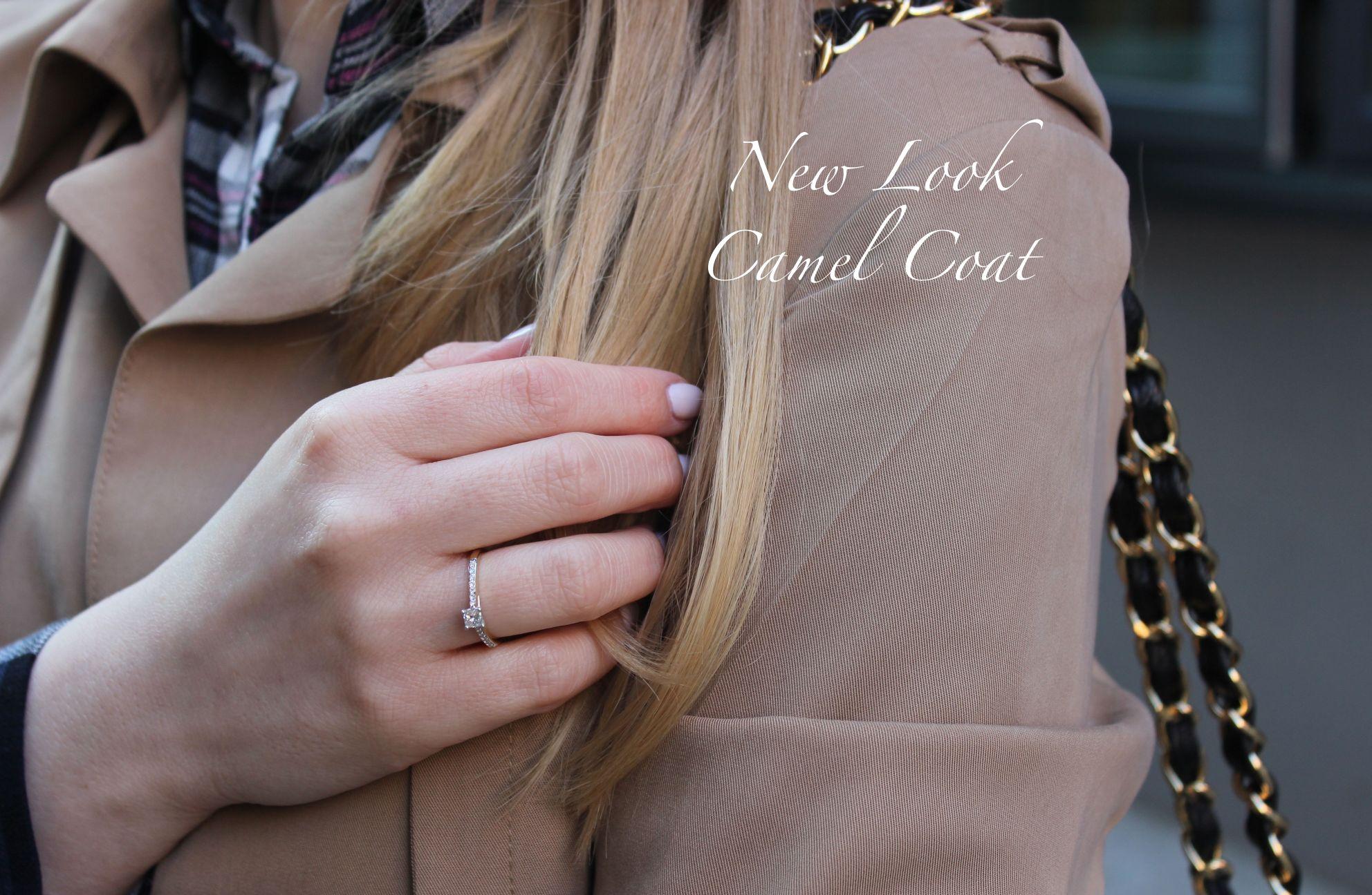 TOP 16 - New Look Camel Coat 2