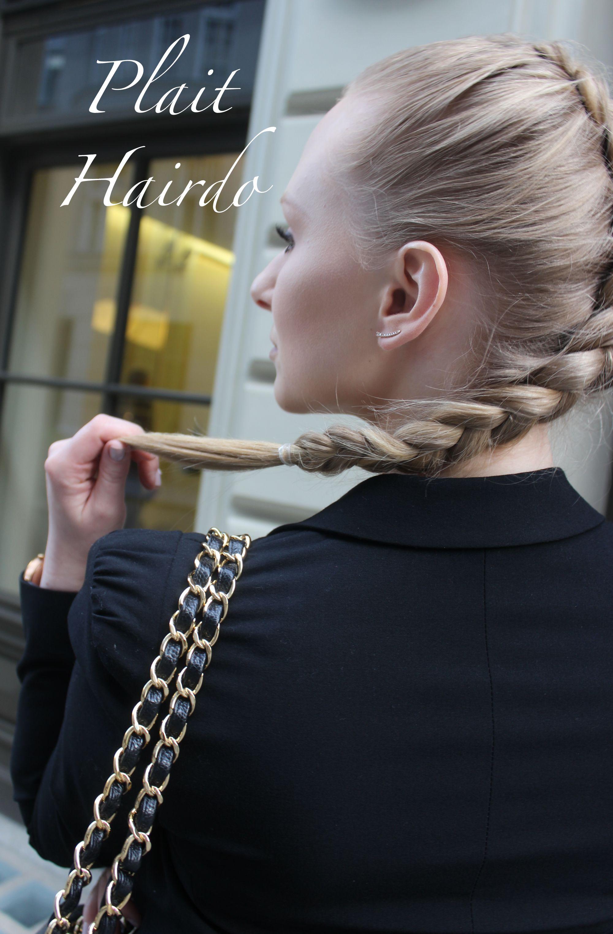 TOP 16 - Plait Hairdo 2