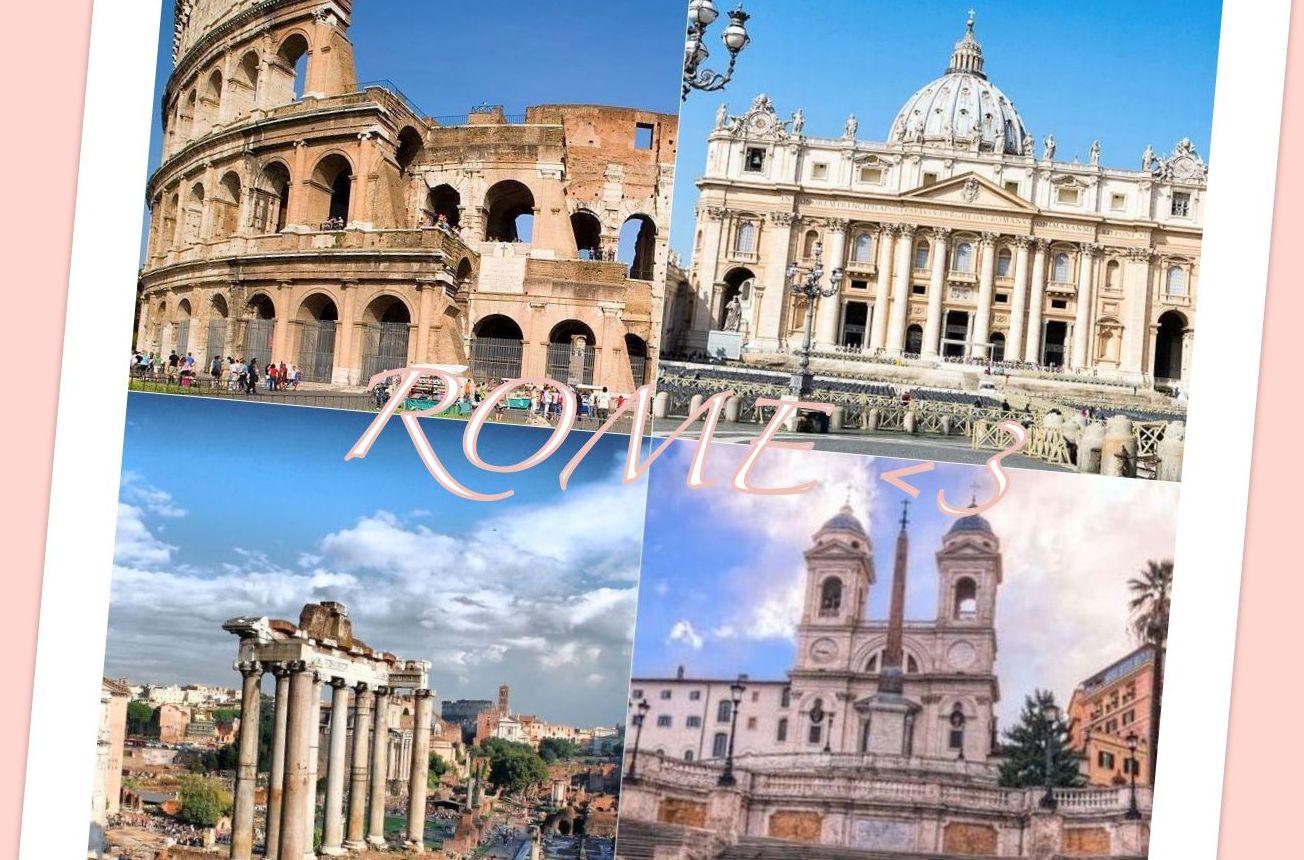 TOP 16 - Weekend in Rome