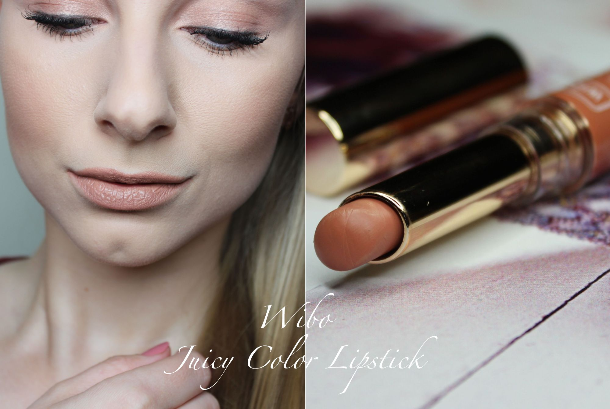 TOP 16 - Wibo Juicy Color Lipstick in 6 2