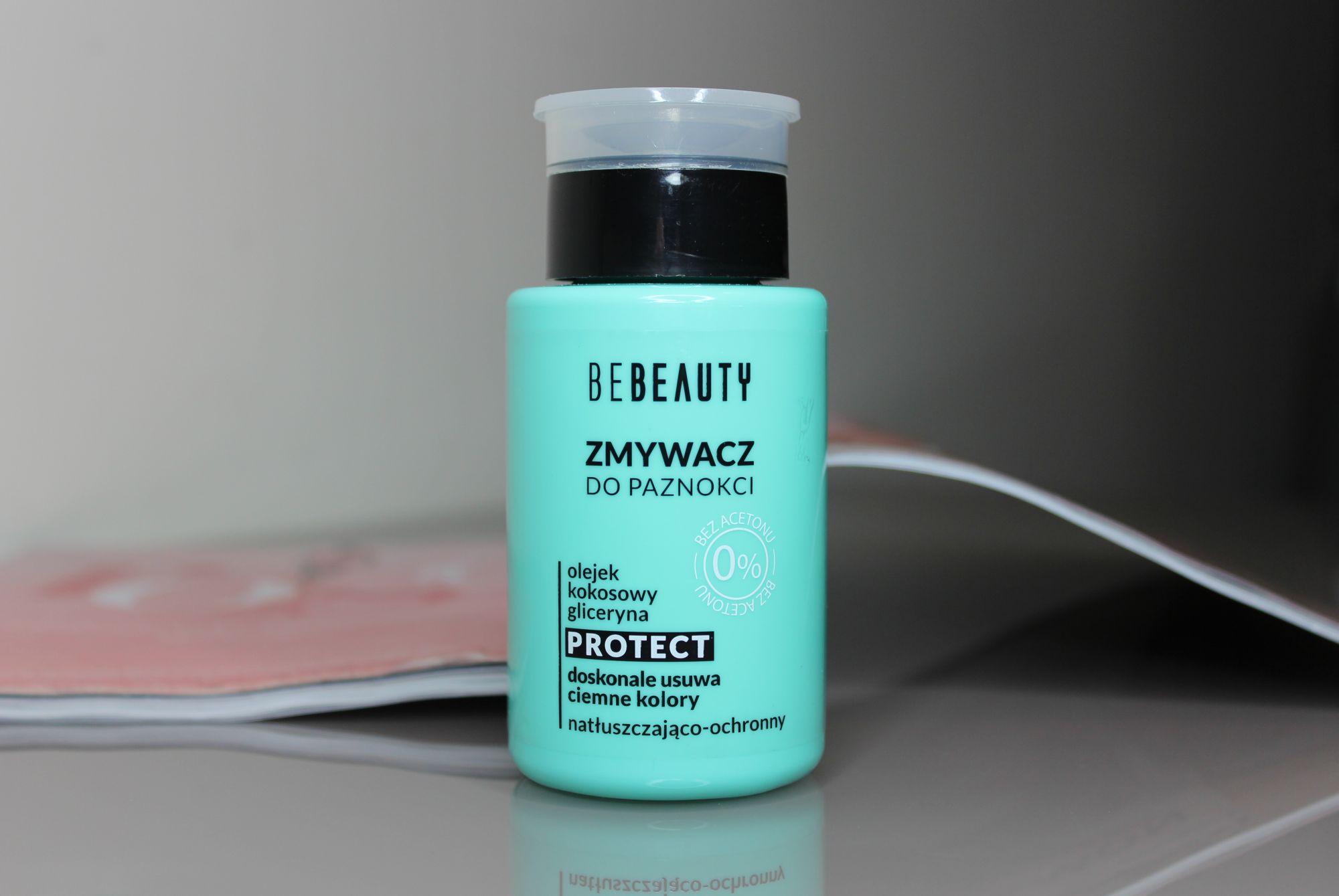 BeBeauty Acetone-Free Nail Polish Remover