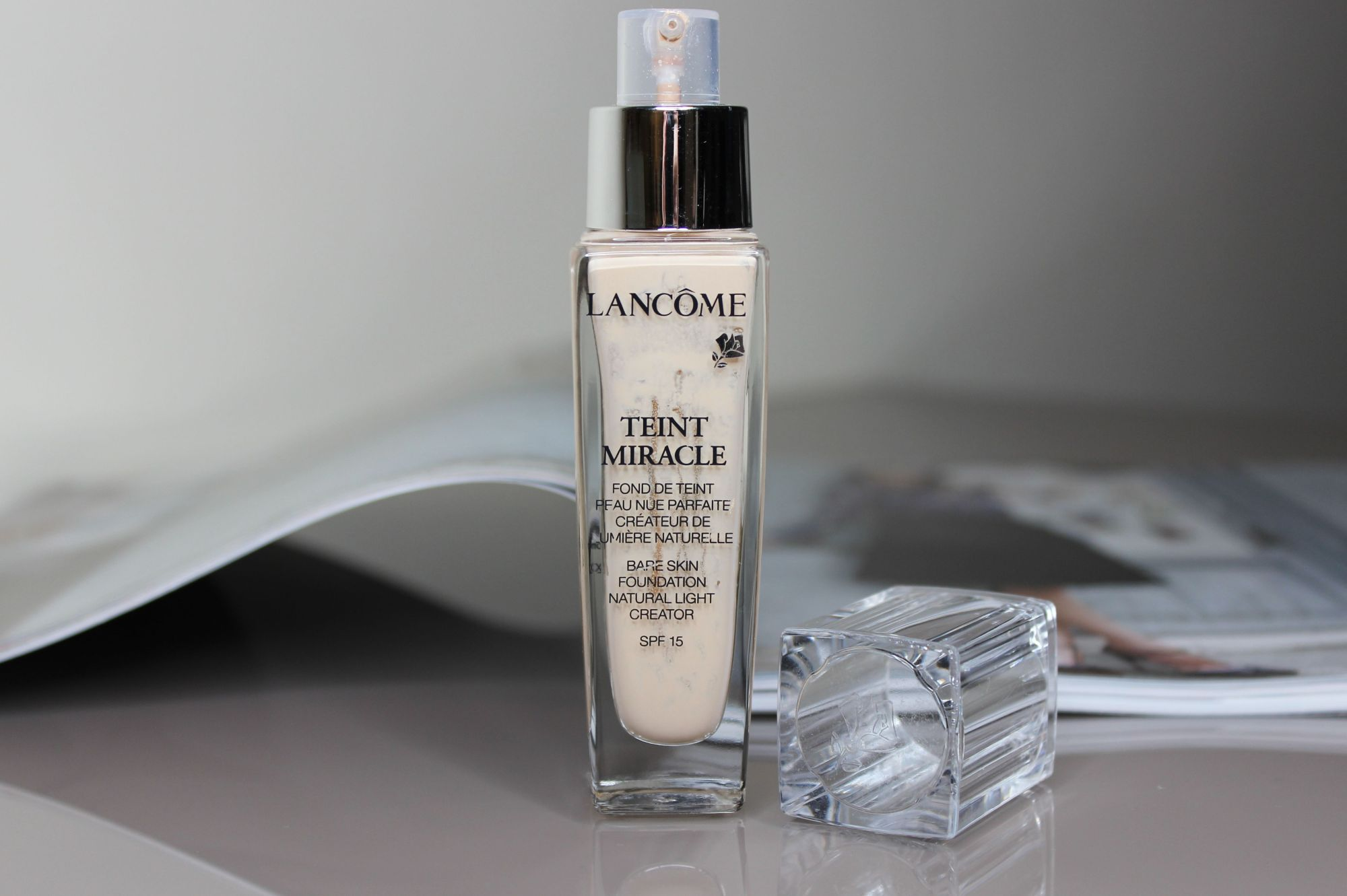 Lancome Teint Miracle Foundation in 005