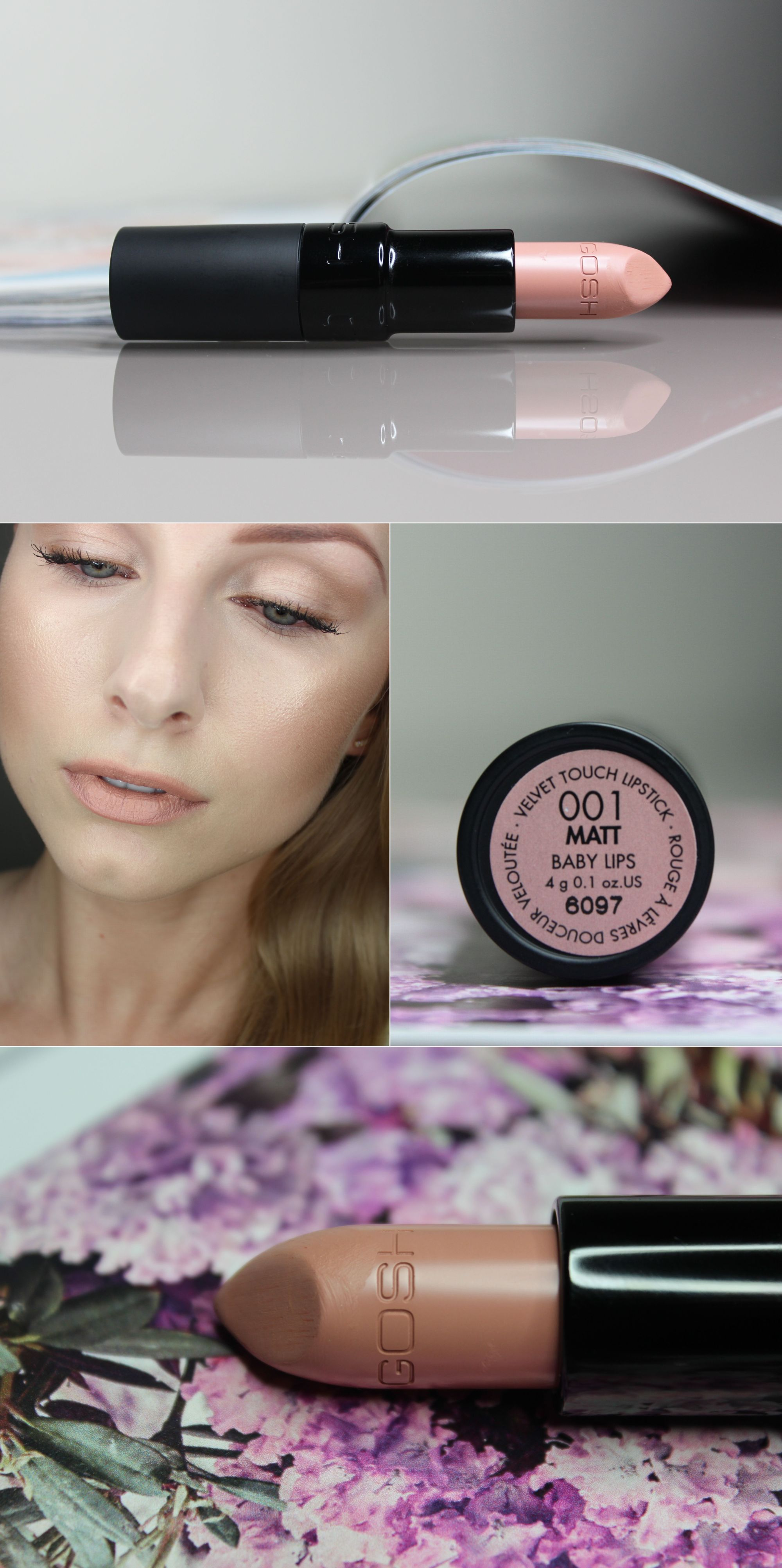 #CITY_BREAK_GOODIES GOSH Copenhagen Total Make-up 7