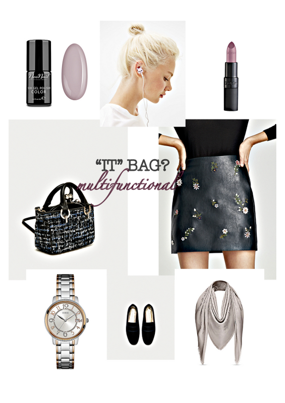 FALL TRENDS - IT BAG? Multifunctional