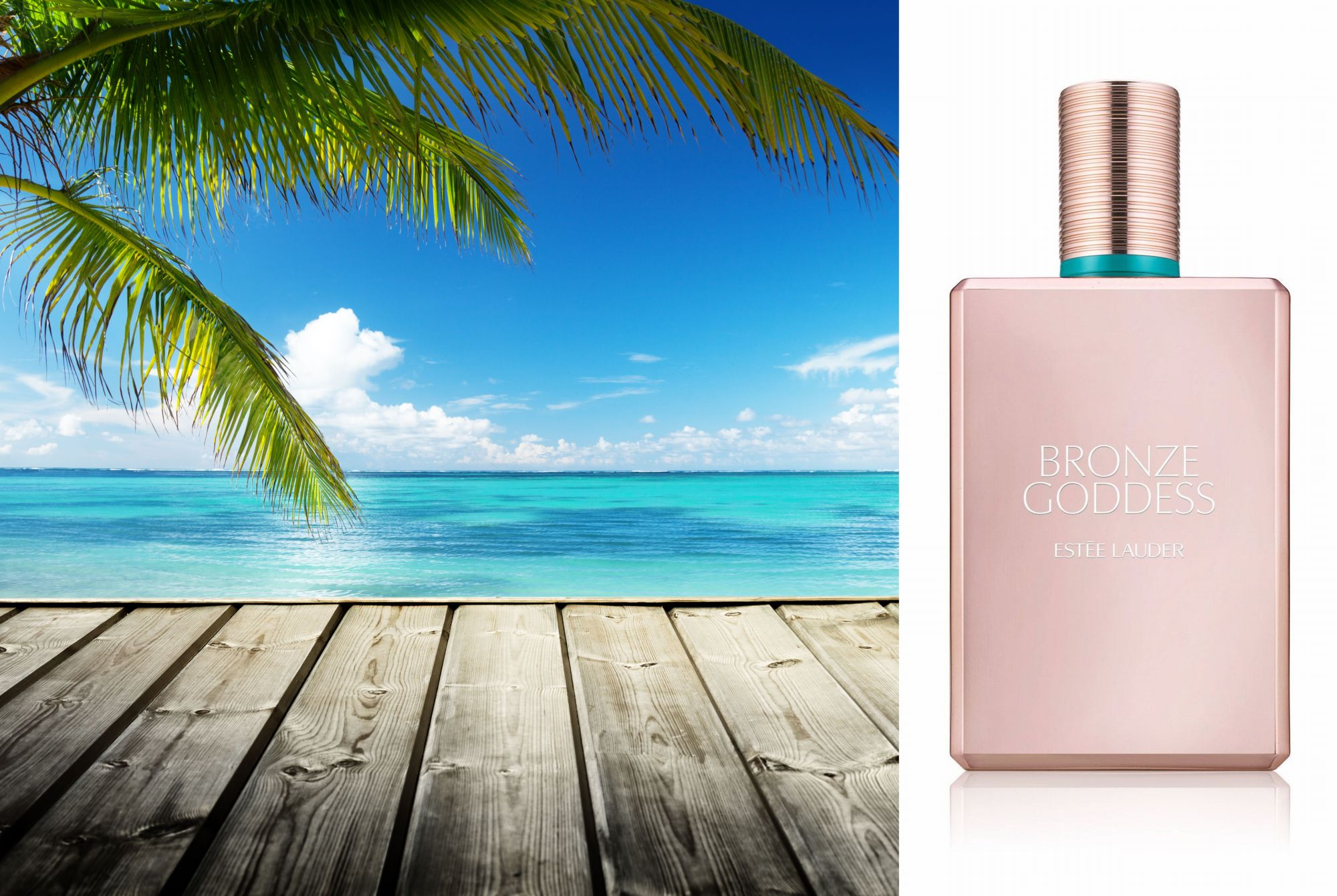 Keep the summer with Estee Lauder Bronze Goddess Edp 1