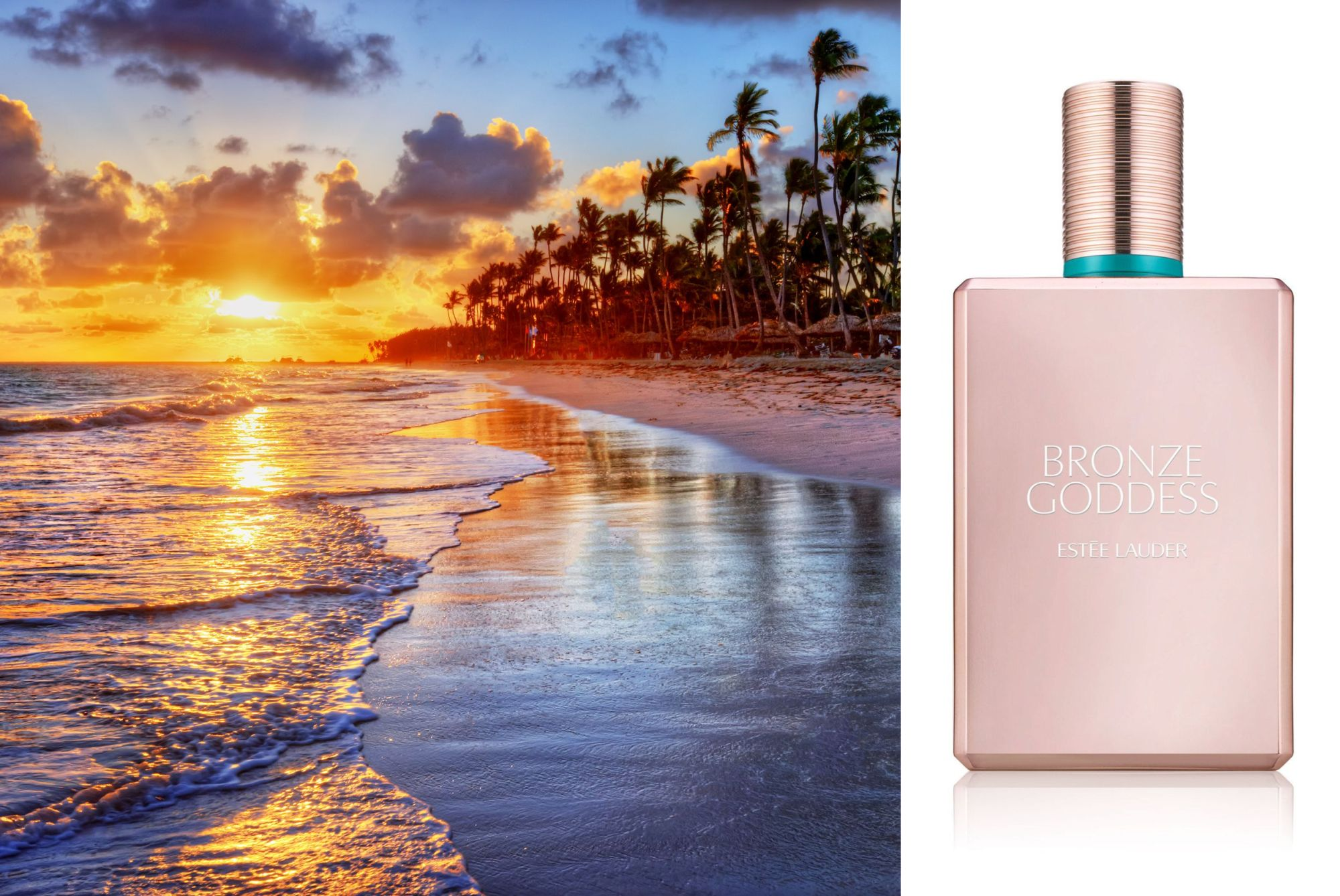 Keep the summer with Estee Lauder Bronze Goddess Edp 3