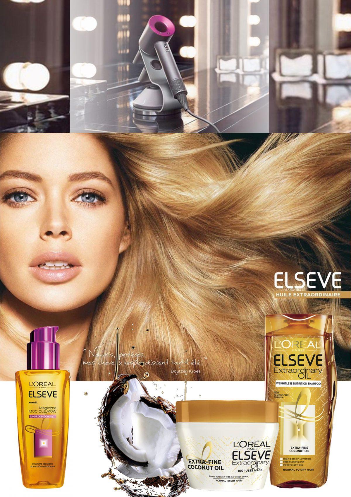 #Hair_Care :: L'oréal Extraordinary Oil 105