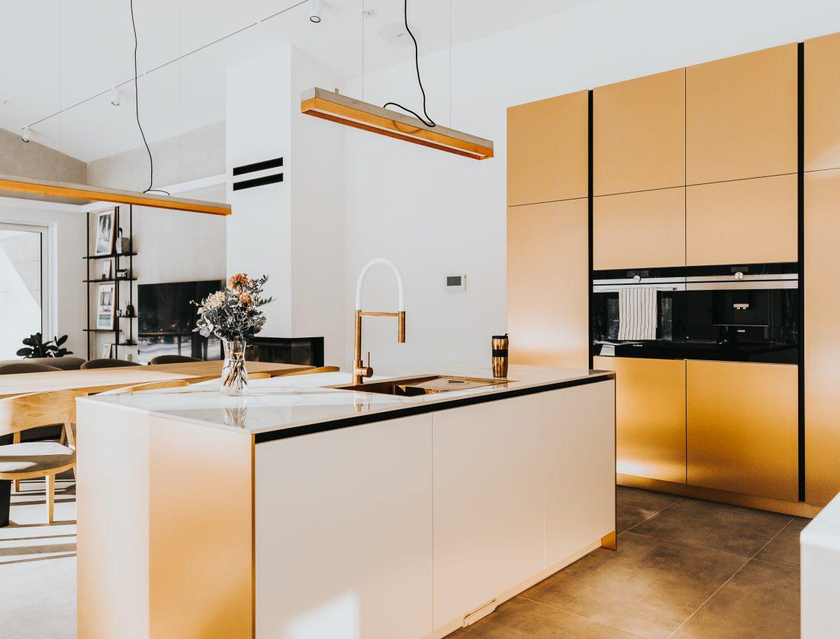 Industrial style kitchen 204