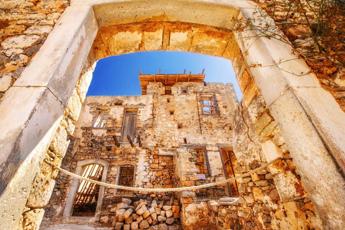 Spinalonga Island II :: Crete ::