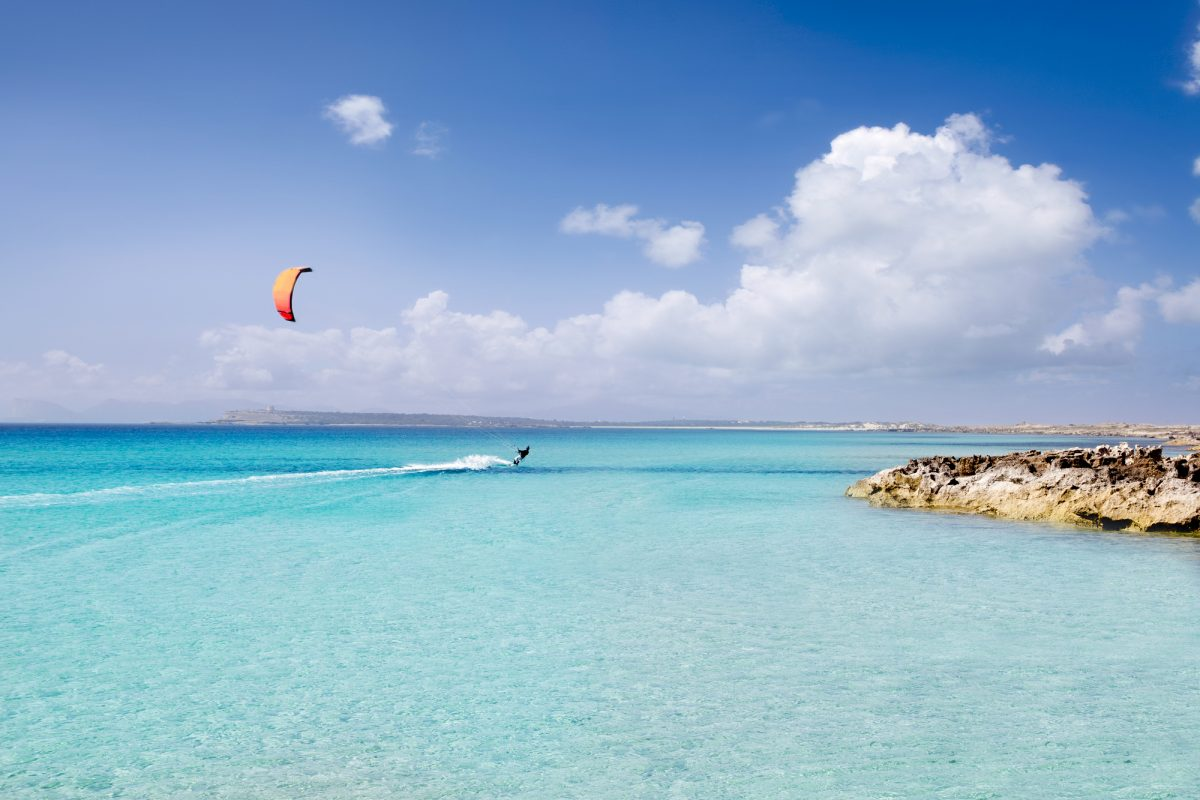 Illetas formentera illetes beach turquoise paradise tropical mediterranean Balearic islands